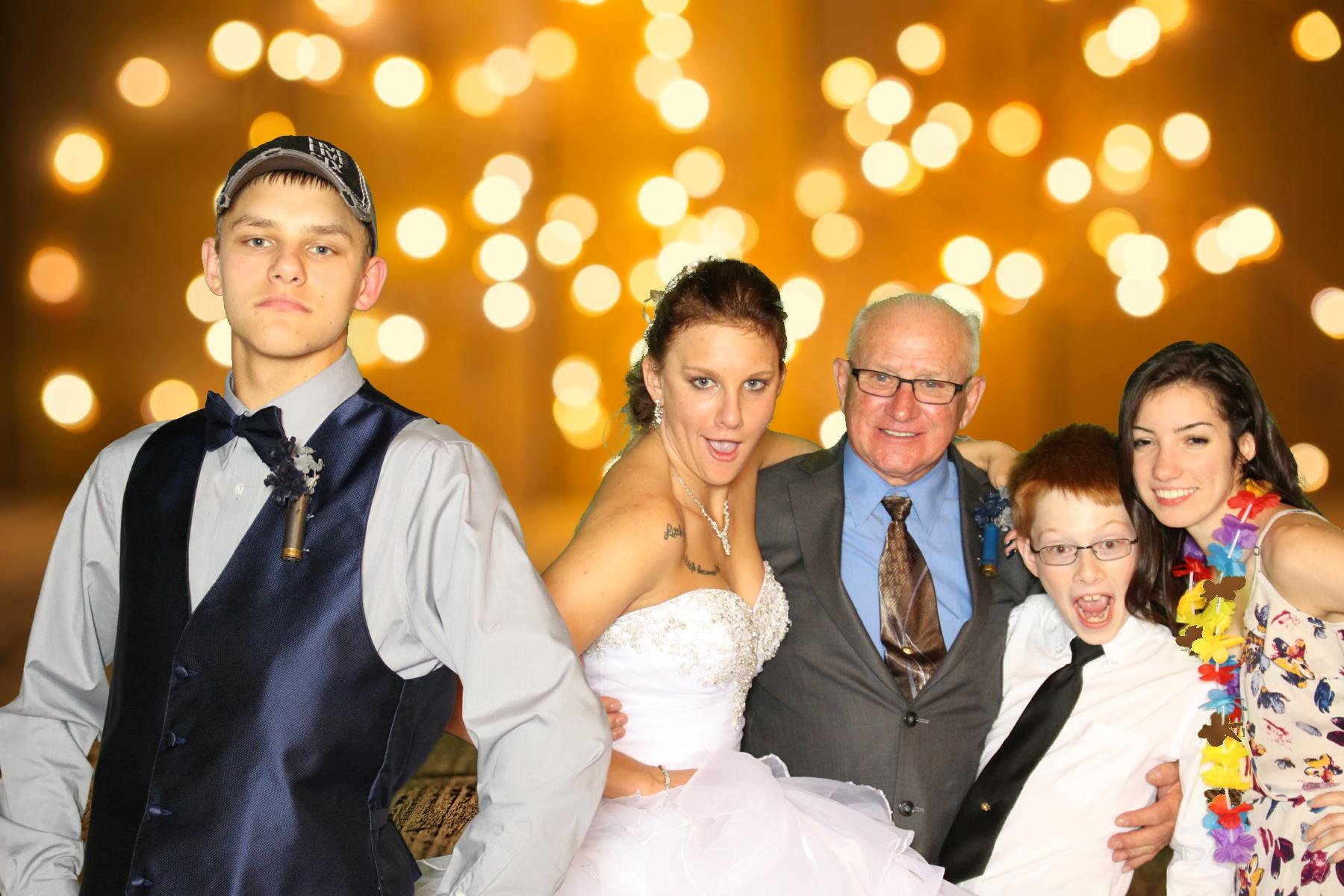 Midwest Selfies Photo Booth Wausau Wedding 5