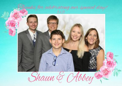Midwest Selfies photo booth wedding Chippewa Falls Wisconsin (2)
