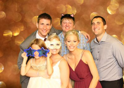 Midwest Selfies Photo Booth Mankato Minnesota Wedding