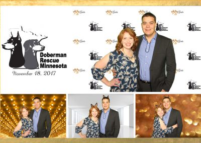 Midwest Selfies photo booth non-profit event fundraiser Minnesota